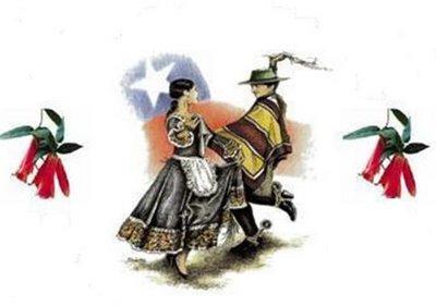 Resultado de imagen para fiestas patrias chile cueca