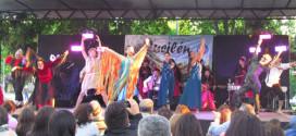 Agrupación Folclórica Queilén se Presentó en Traiguén