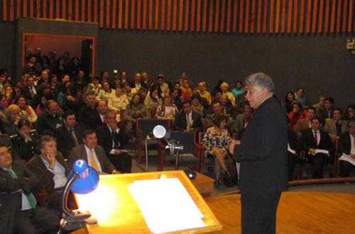 Alcalde de Traiguén realiza exitosa Cuenta Pública