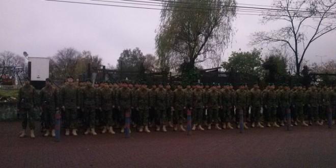 Soldados del Regimiento de Los Ángeles realizarán instrucción básica en Traiguén