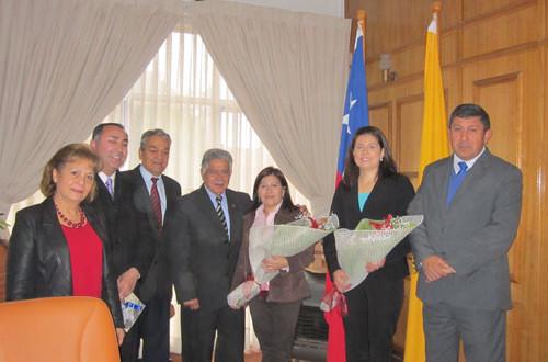 Alcalde y Consejo Municipal, rinden homenaje a Profesores destacados En la Evaluación Docente