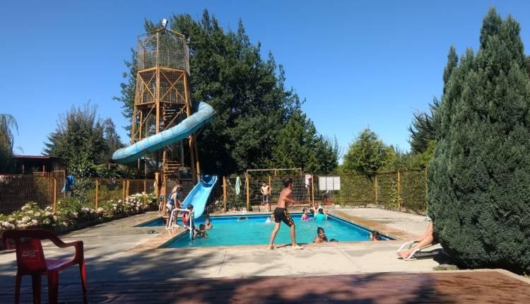 piscina los pinos